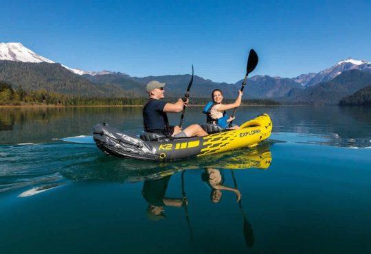 intex explorer kayak k2 recensione e opinioni