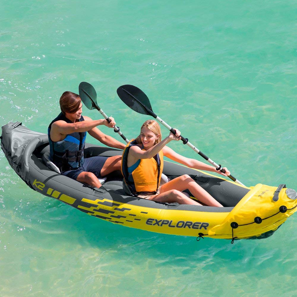 kayak intex k2 explorer canotto
