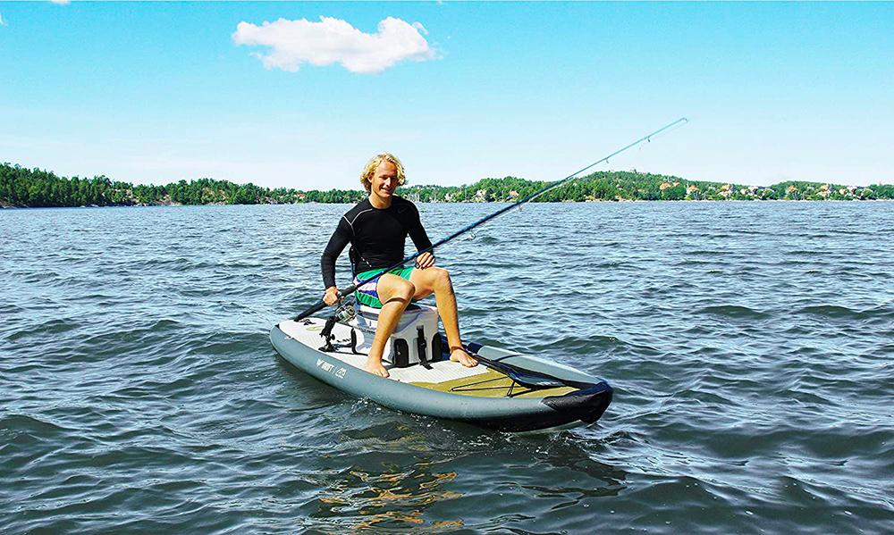 migliore canoa da pesca