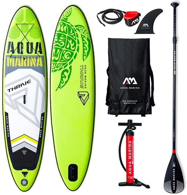sup paddle aqua marina recensione