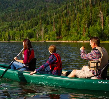 guida alle migliori canoe