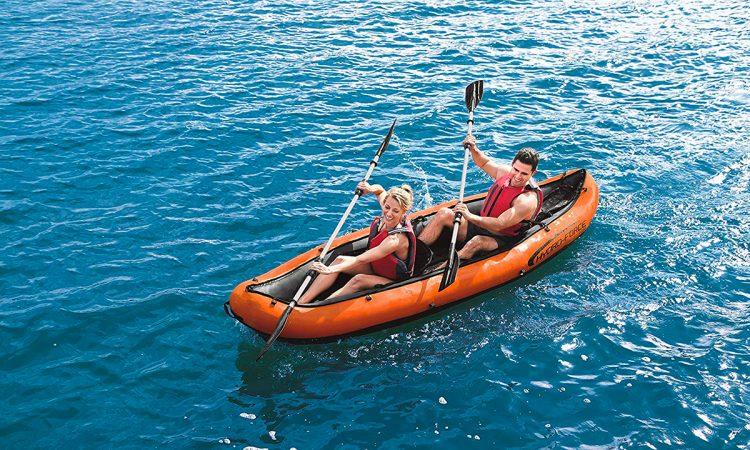 miglior kayak gonfiabile recensione opinioni