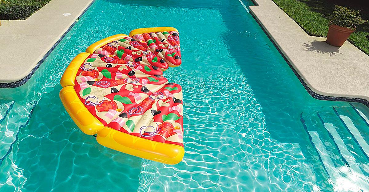 miglior materassino gonfiabile pizza