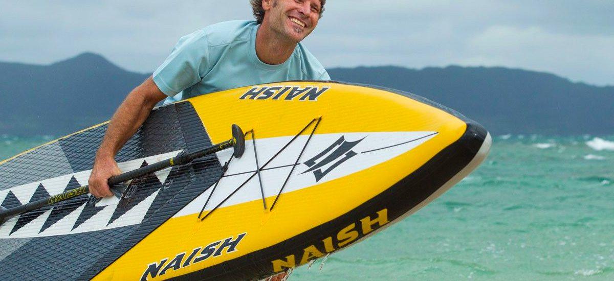 sup naish paddle