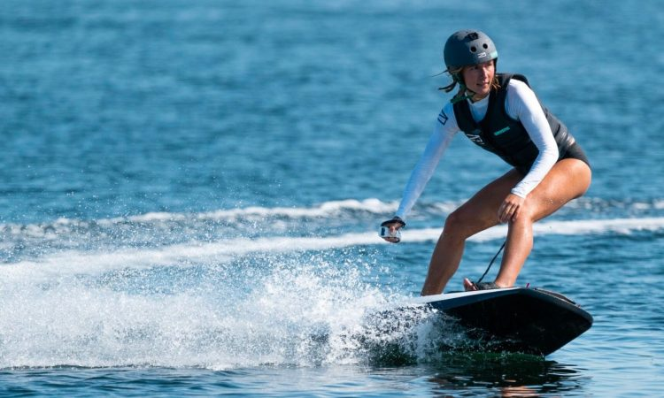tavola da surf elettrica
