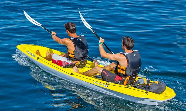 accessori per kayak
