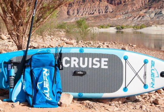 bluefin sup Cruise recensione paddle