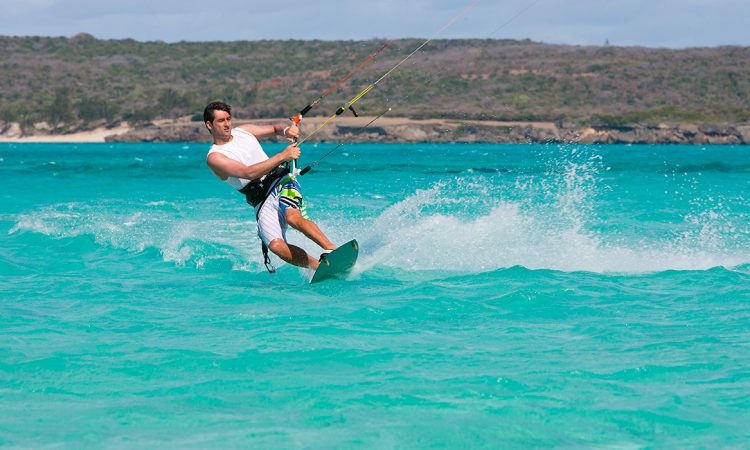 guida al kitesurf