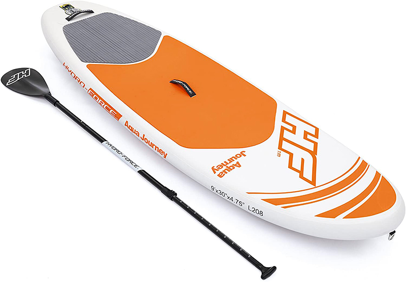 recensioni sup bestway hydro force aqua journey