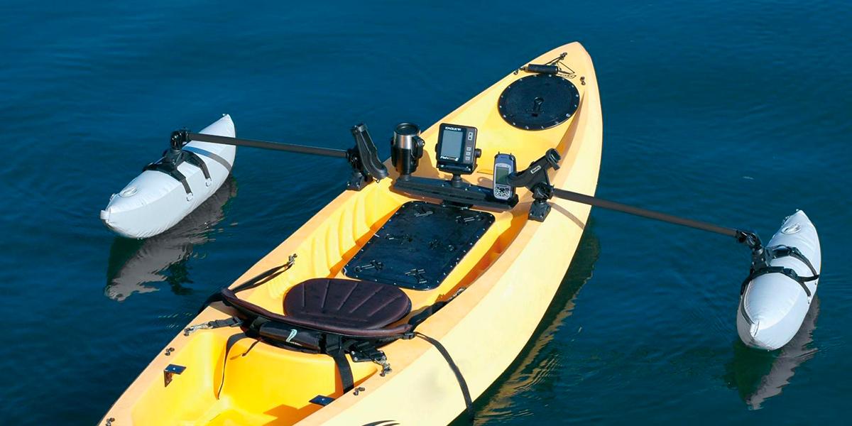 stabilizzatori kayak