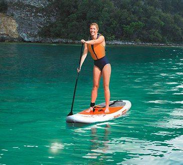 sup aqua journey bestway paddle recensione migliore