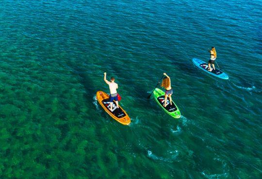 sup aqua marina breeze recensione
