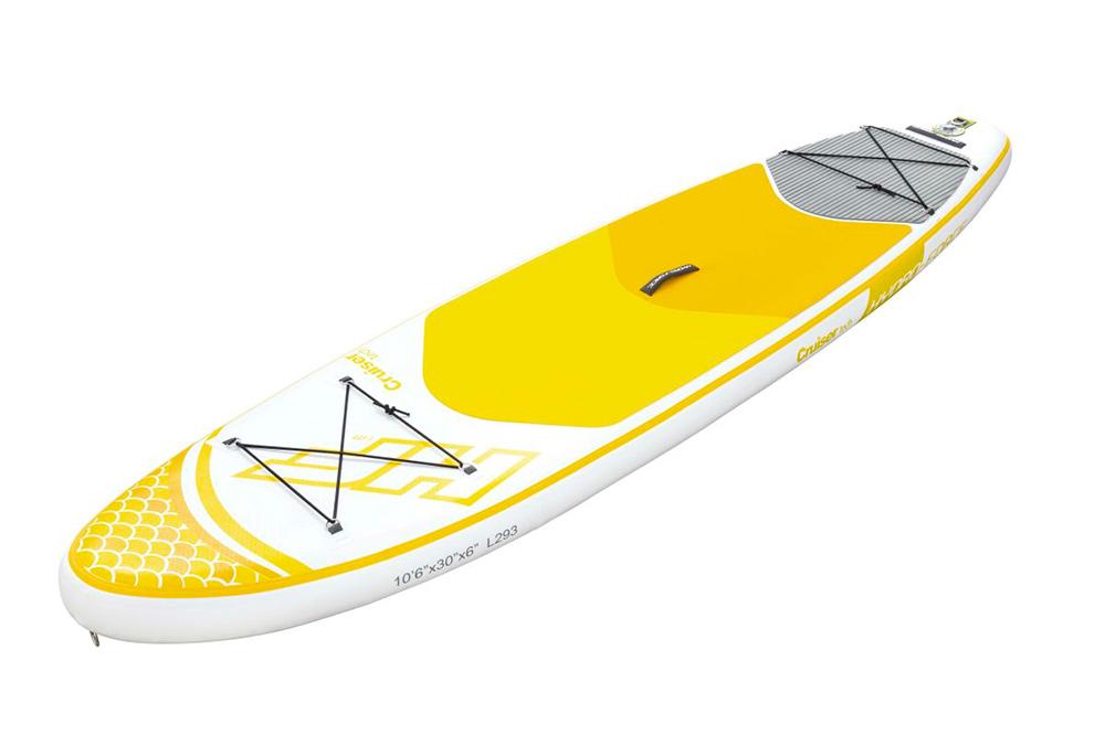 sup gonfiabile hydroforce bestway cruise tech