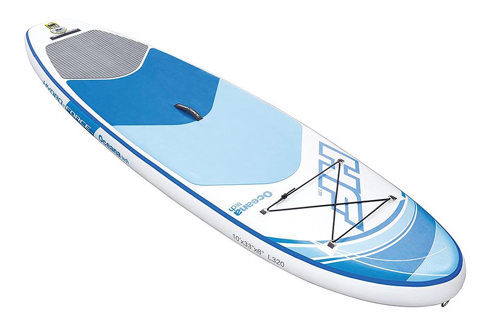 sup gonfiabile hydroforce bestway oceana tech