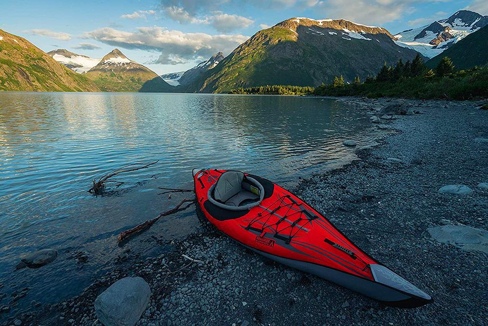 kayak sit on top opinioni