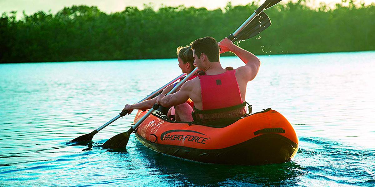 kayak ventura bestway recensione