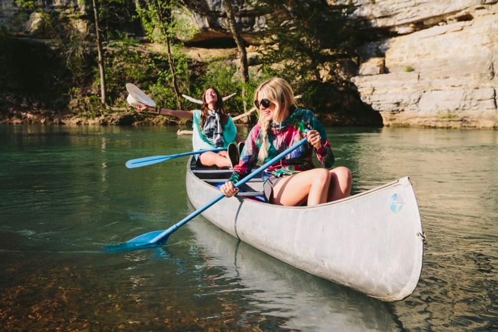 pagaia canoa canadese