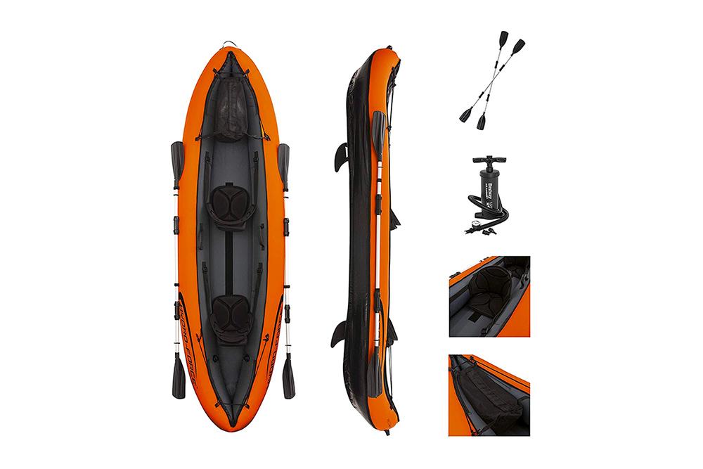 Kayak Ventura Bestway accessori