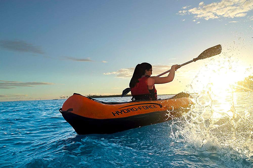 Kayak Ventura Bestway recensione e opinioni