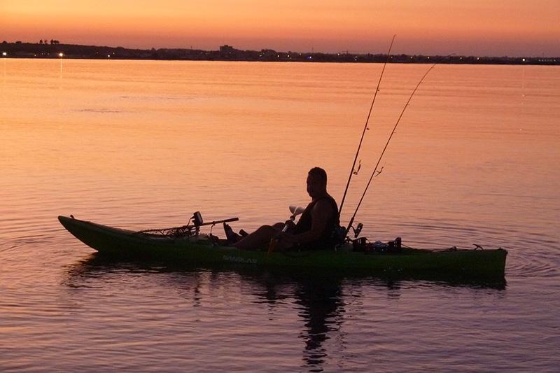 fishing kayak guida modelli