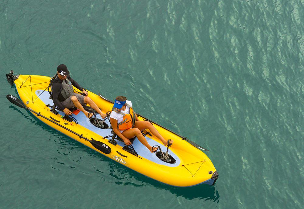 kayak a pedali migliore