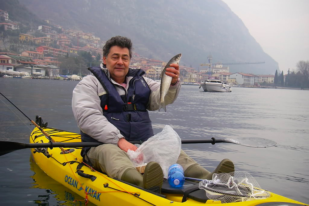 miglior kayak da pesca a pedali