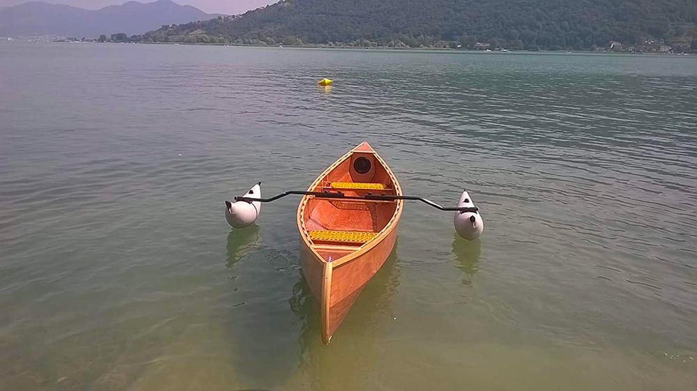stabilizzatore kayak